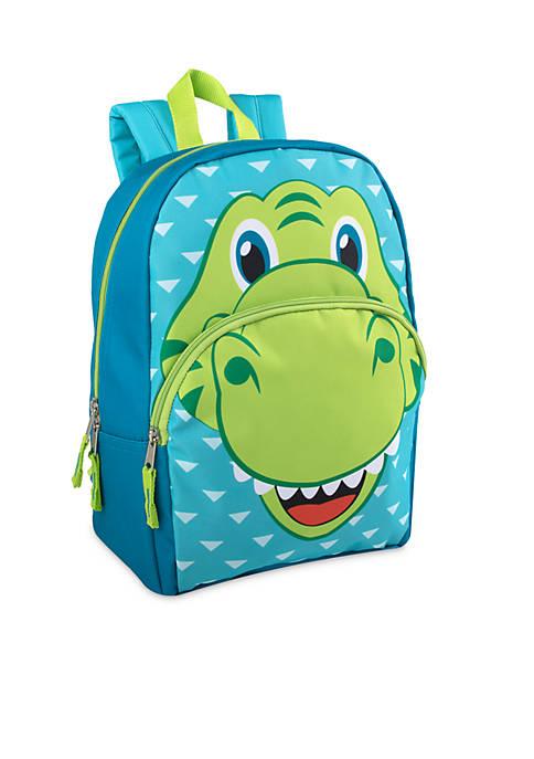 Lightning Bug Toddler Dino Backpack