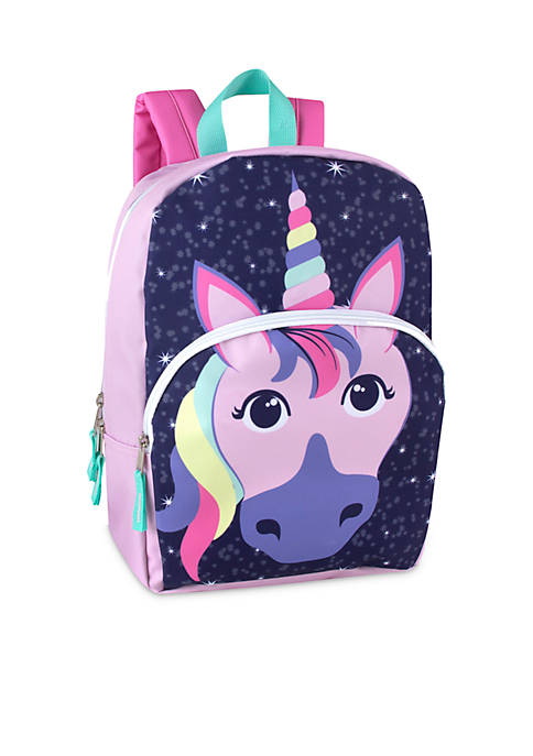 Lightning Bug Toddler Unicorn Backpack