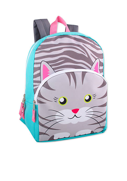 Lightning Bug Toddler Kitty Cat Backpack