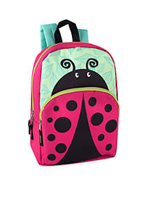 Toddler Ladybug Backpack