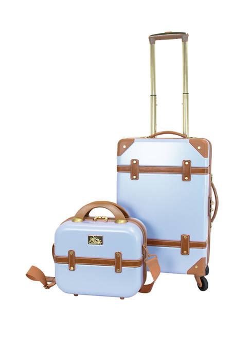 Chariot Gatsby 20 Inch Carry On and Beauty