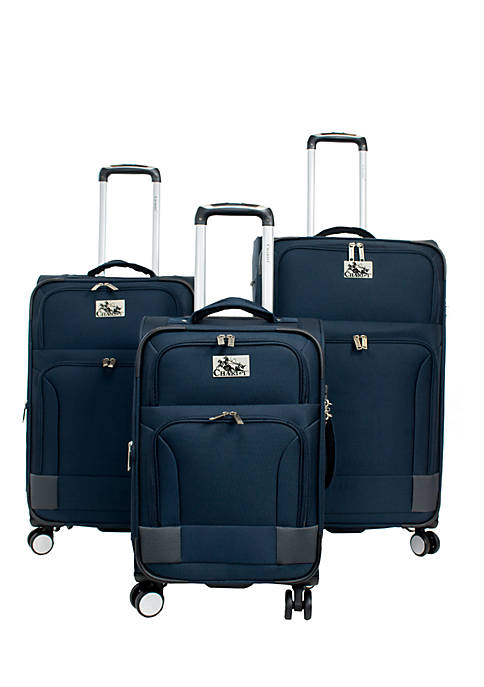 Chariot Naples 3-Piece Luggage Set