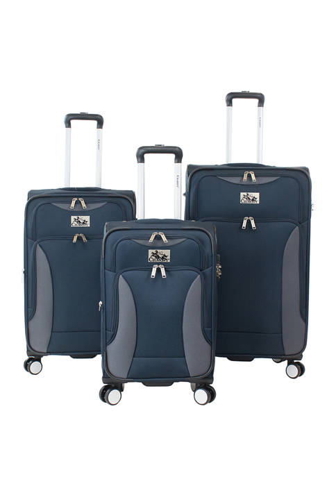 Chariot Madrid 3-Piece Luggage Set