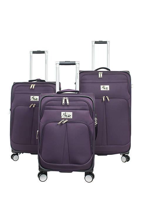 Chariot Prague 3-Piece Luggage Set