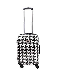 Houndstooth 20 in Roller Suitcase