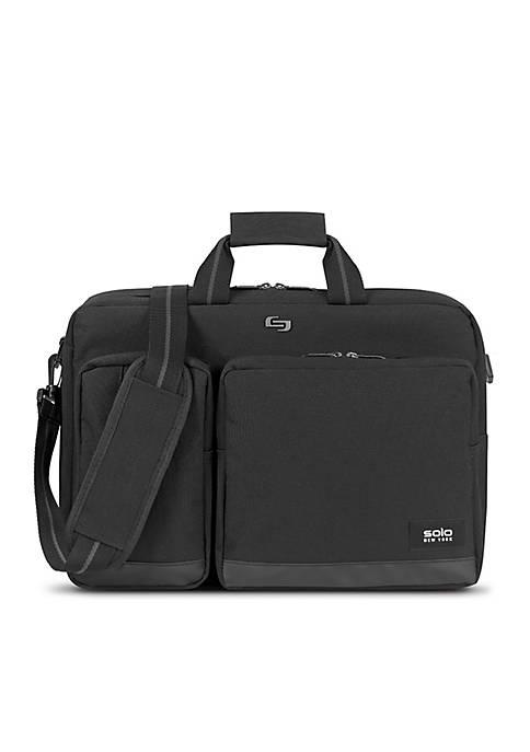 Duane Hybrid Briefcase Backpack