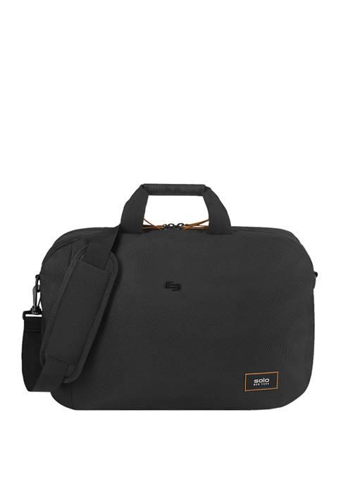 Solo Essex Expandable Briefcase