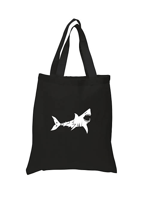 Small Word Art Tote Bag - Bite Me