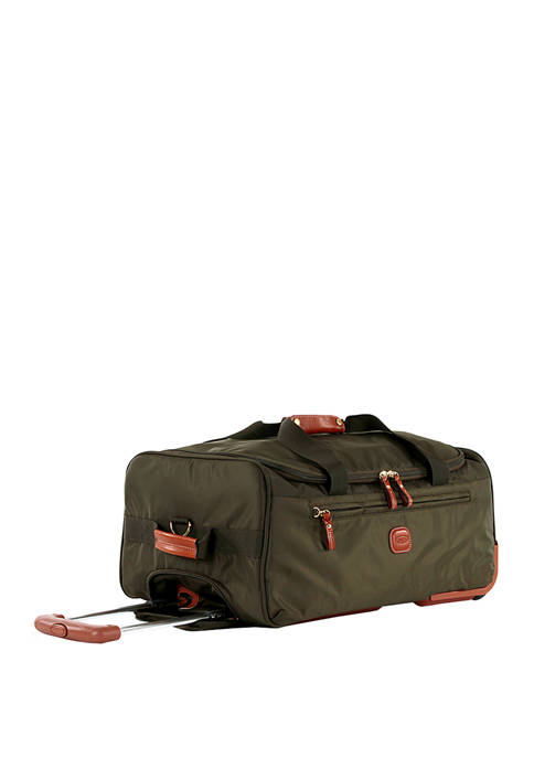 Bric's X- TRAVEL 21 Inch Rolling Duffle