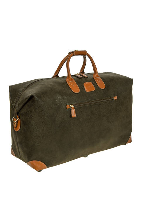 Bric's 22 Inch LIFE Cargo Duffle