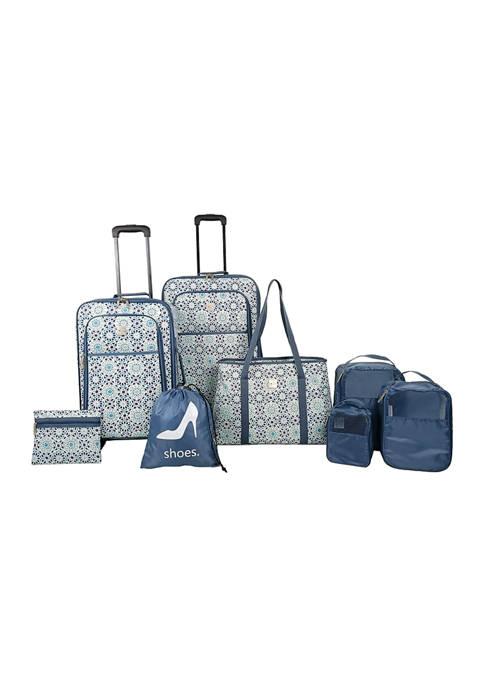 SOLITE 8 Piece Luggage Set