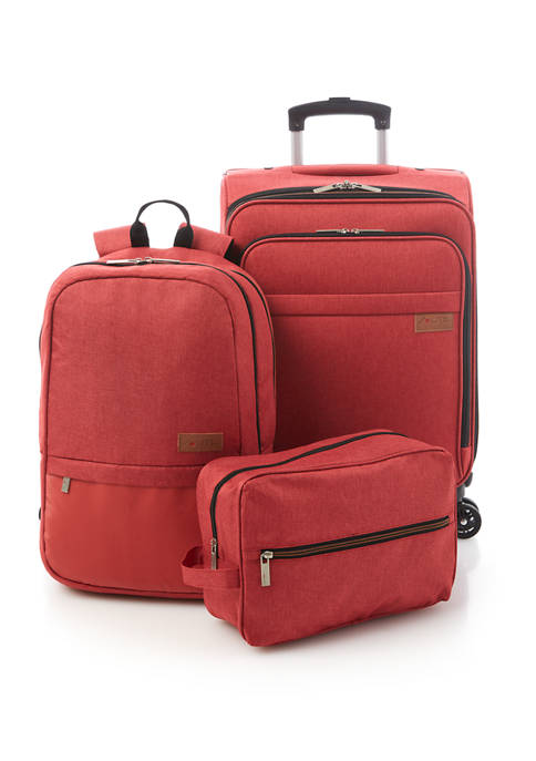 SOLITE 3 Piece Luggage Set