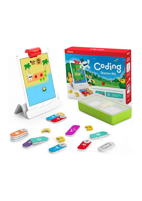 Coding Starter Kit for iPad, Ages 5-12, Learn coding, Problem Solving, STEM