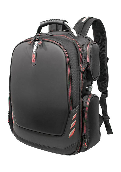 Mobile Edge 18-Inch Core Gaming Backpack (Molded Front