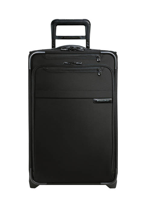 Domestic Carry-On Expandable 2 Wheel Upright Spinner