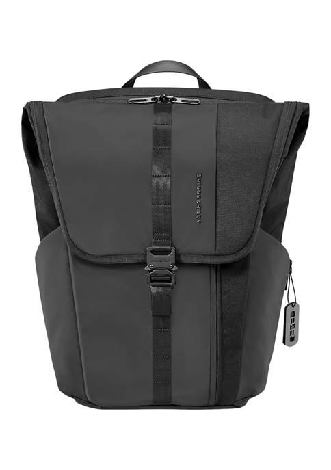 Large Foldover Backpack