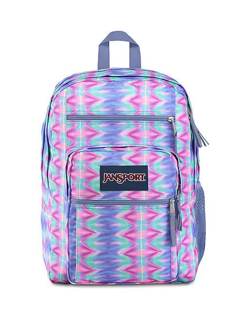 Jansport Big Student Horizontal Tie Dye Backpack