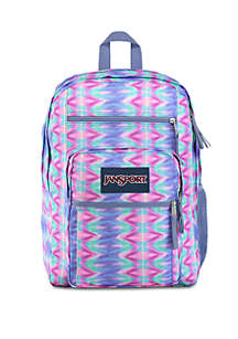 Jansport Big Student Horizontal Tie Dye Backpack