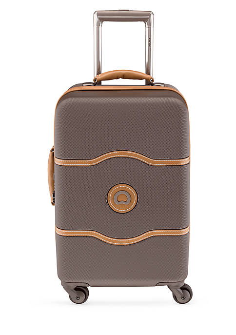 Delsey Chatalet White 21-in. Hardside Spinner