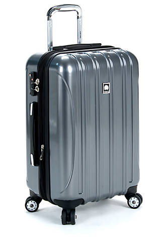 Delsey Helium Aero Hard Side Carry-on Expandable Spinner Trolley