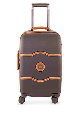 40c9af03025 Delsey Chatelet 21-in. Carry On Spinner Suiter Trolley ...