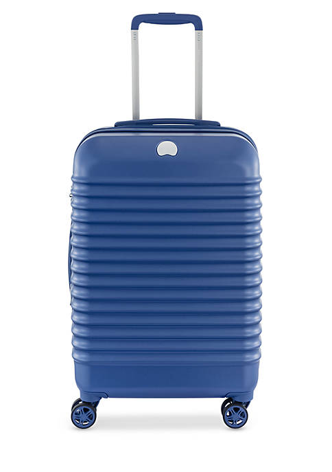 Delsey Bastille Lite Carry On Expandable Spinner Trolley