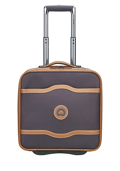 Delsey Chatelet 2-Wheel Under Seater Luggage