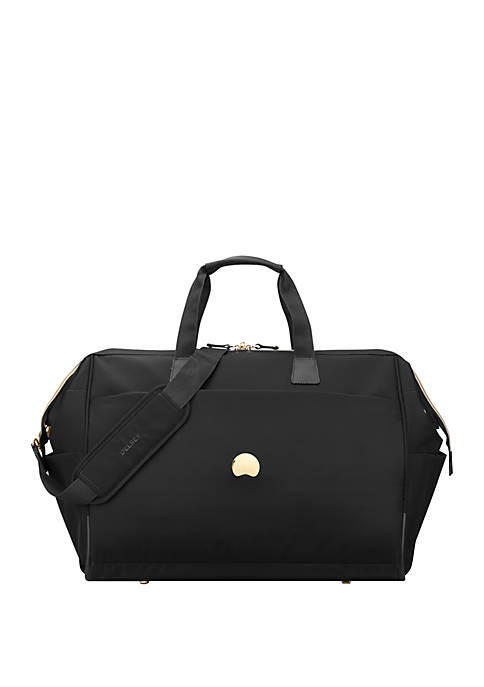 Delsey Montrouge Wide Mouth Carry On Duffel Bag