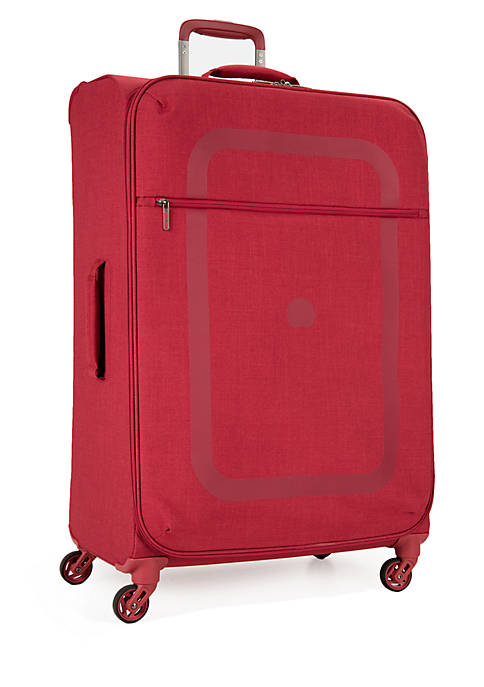 Delsey Dauphine 27.5-in. Expandable Spinner Trolley