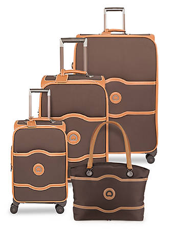 Delsey Clet Soft Side Luggage Collection
