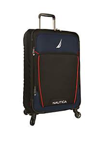 aff07b30c Nautica Dockyard Expandable Spinner Luggage | belk