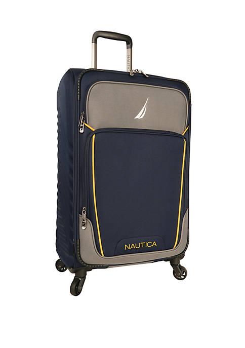 Dockyard Expandable Spinner Luggage