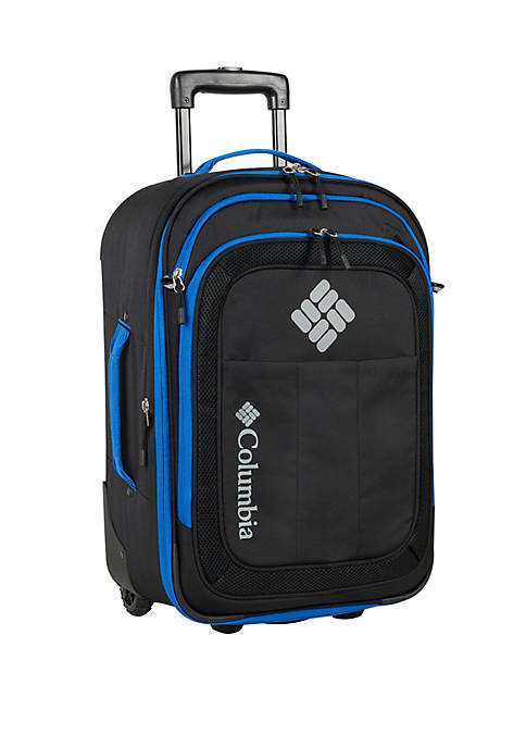 Summit Point 20 in Expandable Rolling Case
