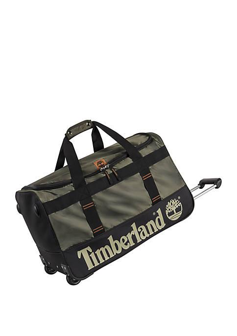 Jay Peak Trail 26 inch Wheeled Duffle Bag