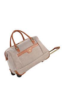 Tommy Bahama® Gimlet Wheeled Duffel Bag