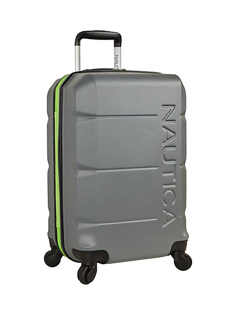 Nautica Marine Hardside Spinner Luggage