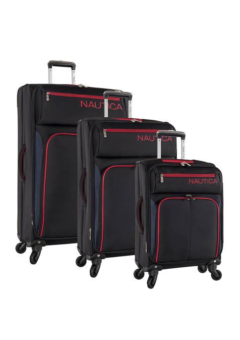 3 Piece Ashore Luggage Set