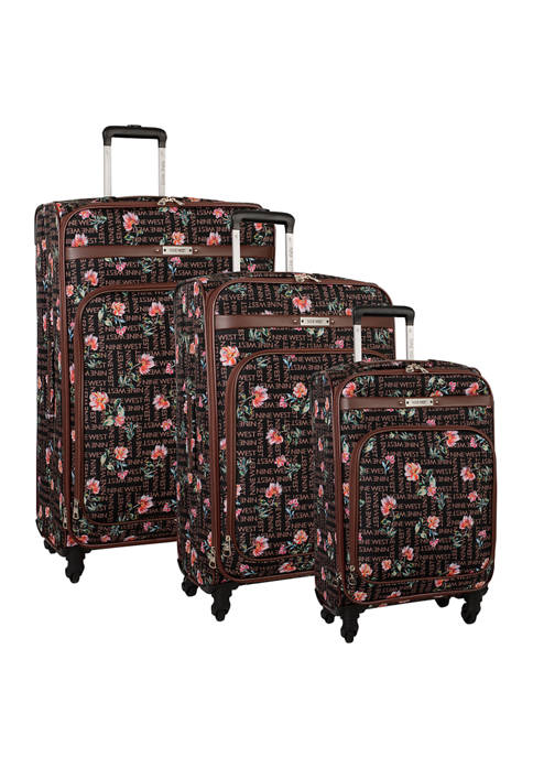 Nine West 3 Piece Exclusive Fair Luggage Set