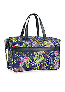 Honolulu Paisley Luggage Collection