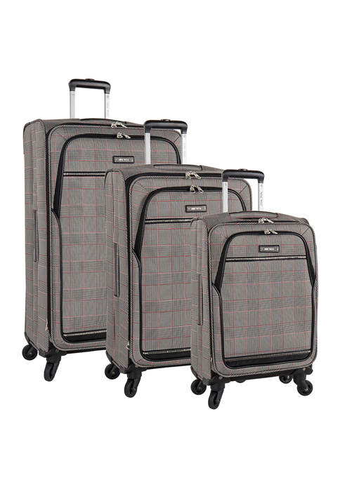 3 Piece Girls Trip Luggage Set