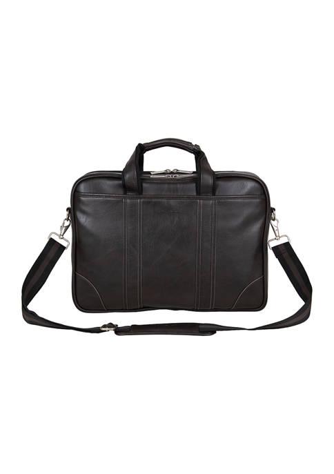 Ben Sherman® In Less Distress Vegan Leather Top
