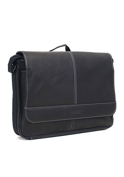 Flapover Messenger Bag - Online Only