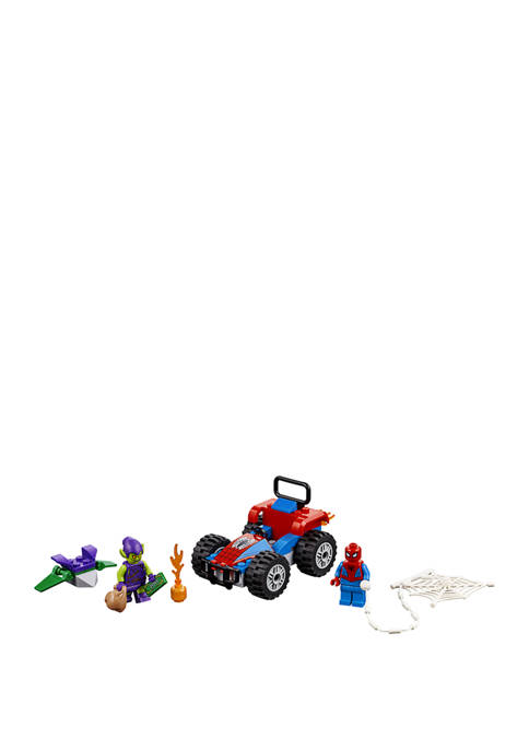 Lego® Super Heroes Spider Man Car Chase 76133
