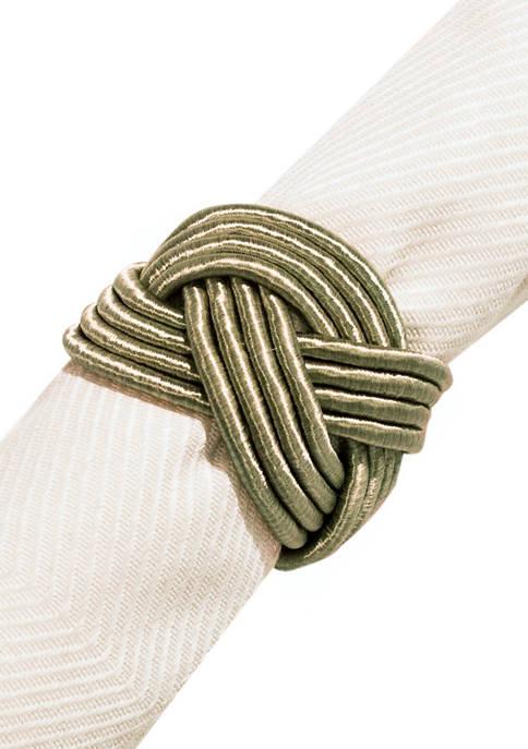 Braided Cord Napkin Ring