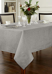 Waterford Chelsea Platinum Table Linen Collection