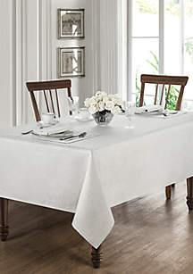 Waterford Moonscape White Table Linen Collection
