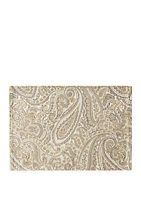 Esmerelda Gold Place Mat Set