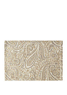Esmerelda Gold Place Mat Set