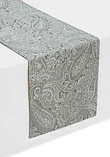 Esmerelda White Table Linen Collection