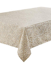 Waterford Esmerelda Gold Tablecloth